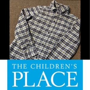 Children's Place Boys' Button Down Shirt